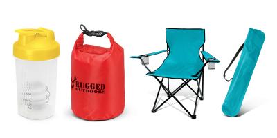 Branded Summer Essentials