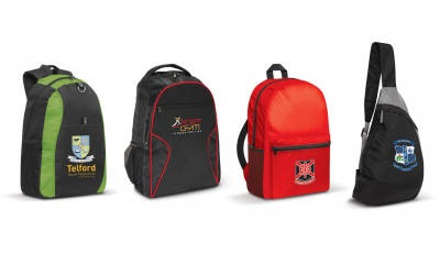 Branded Backpacks NZ