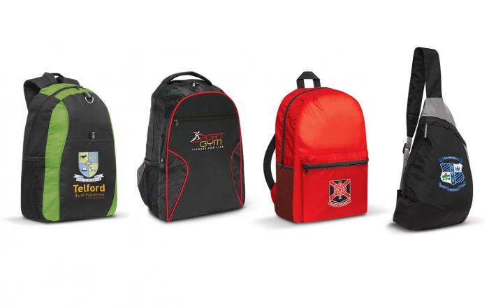 Branded Backpacks NZ