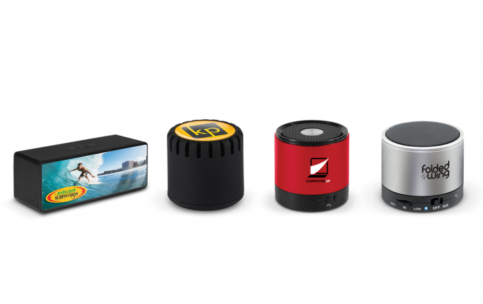 Branded Bluetooth Speakers NZ