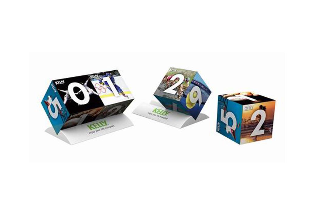 Branded Calendars-DuoDateandMonth