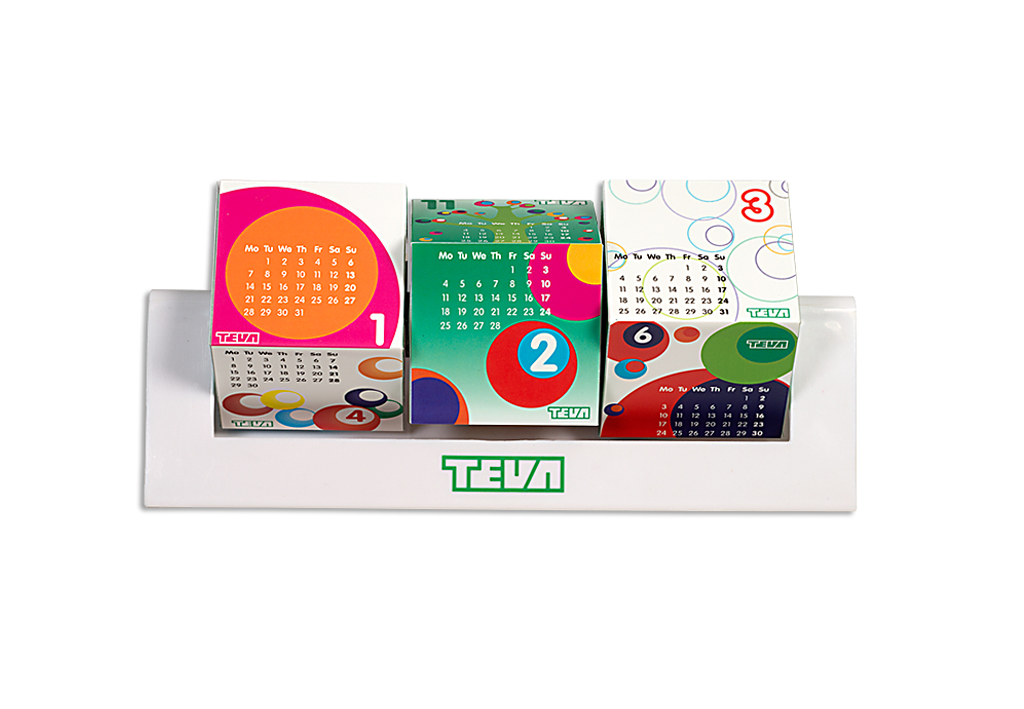 Branded Calendars-SuspensionCalendar
