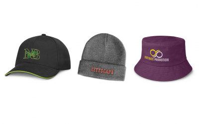 Branded Caps,Hats&Beanies NZ