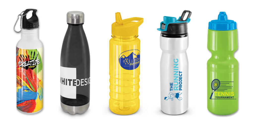 Branded Drinks Bottles