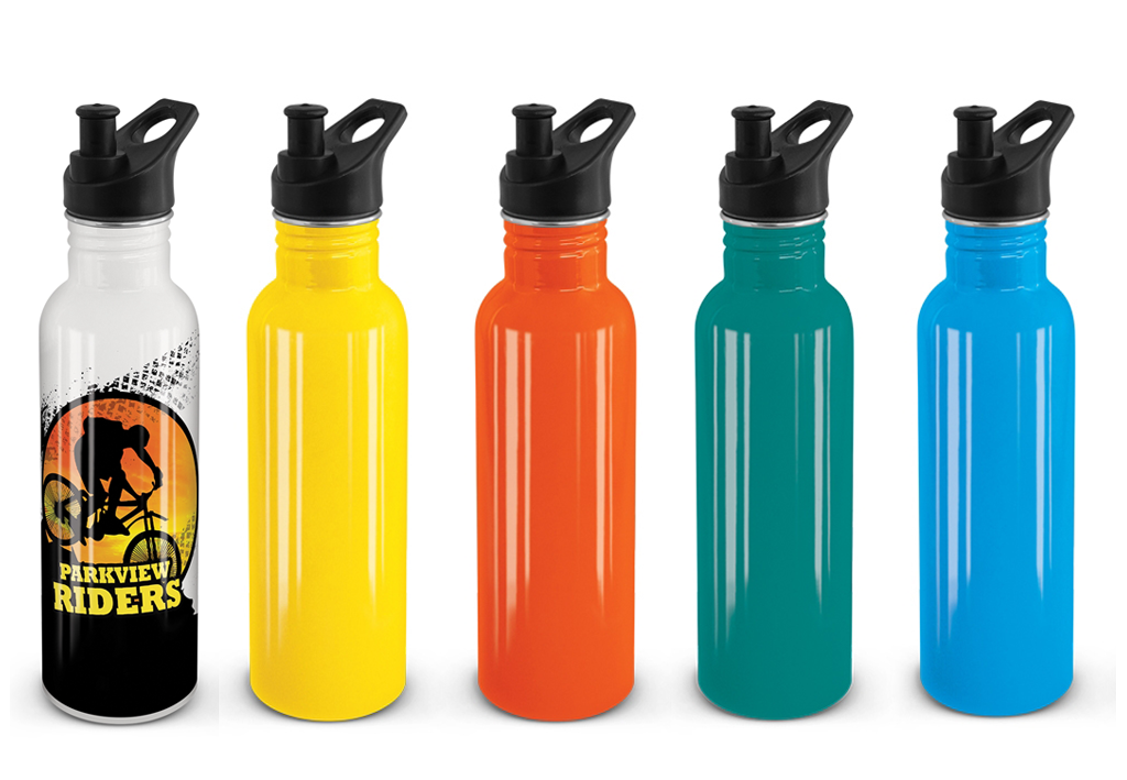 Branded Drinks Bottles - Eco-Safe