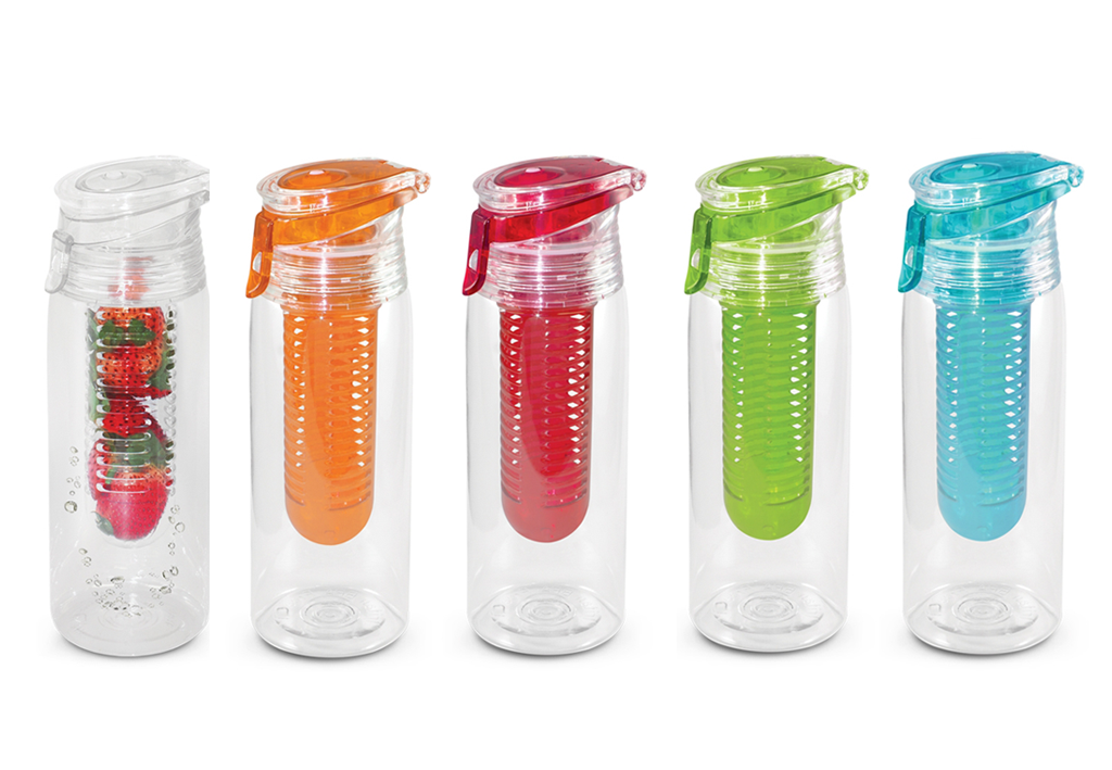 Branded Drinks Bottles - Infusion