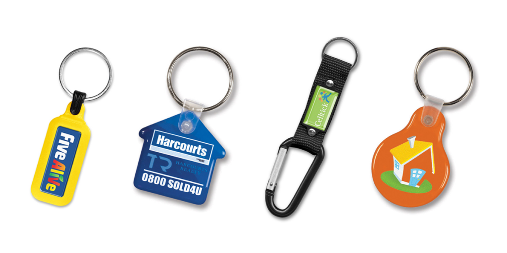 Branded Keyrings