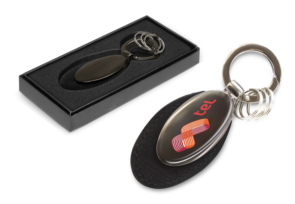 Branded Keyrings - Caprice