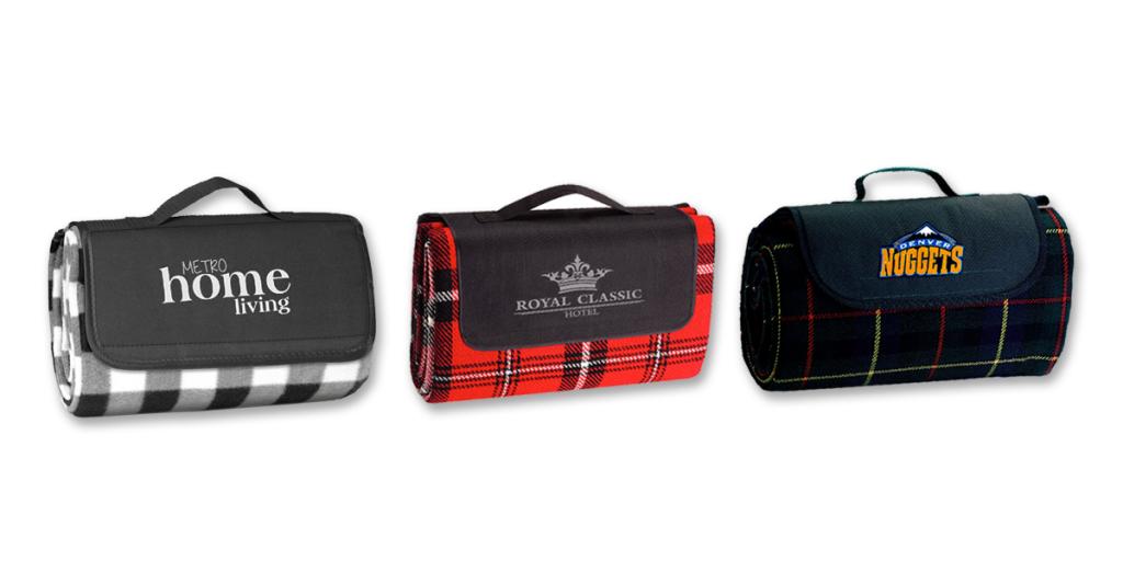 Branded Picnic Blankets