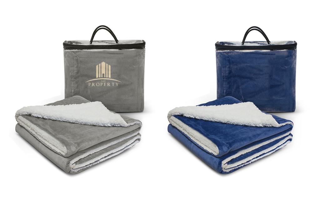 Branded Picnic Blankets - SoftFleecyBlanket