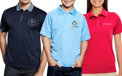 Branded PoloShirts NZ