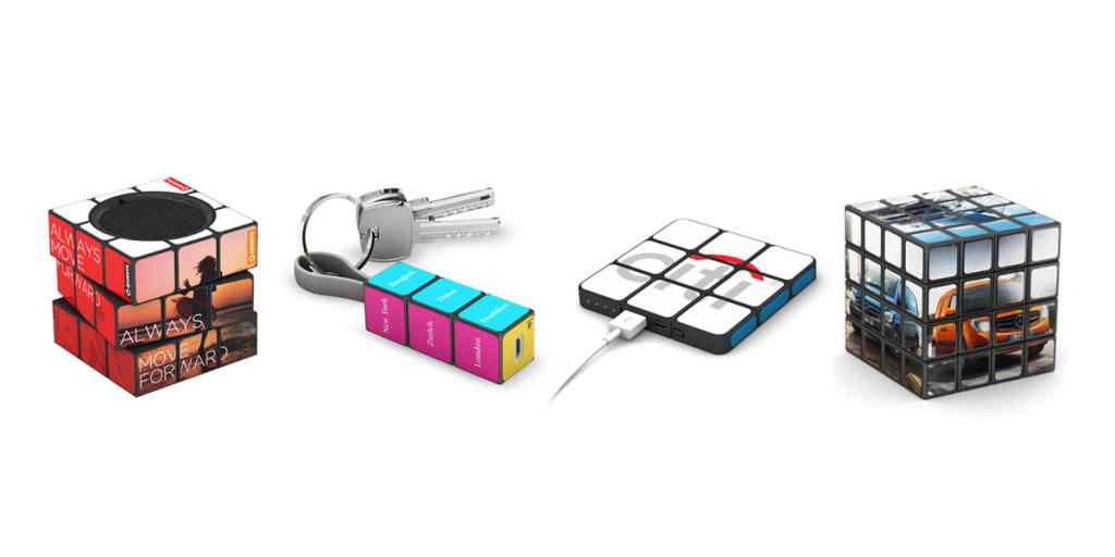 Branded Rubiks Cubes