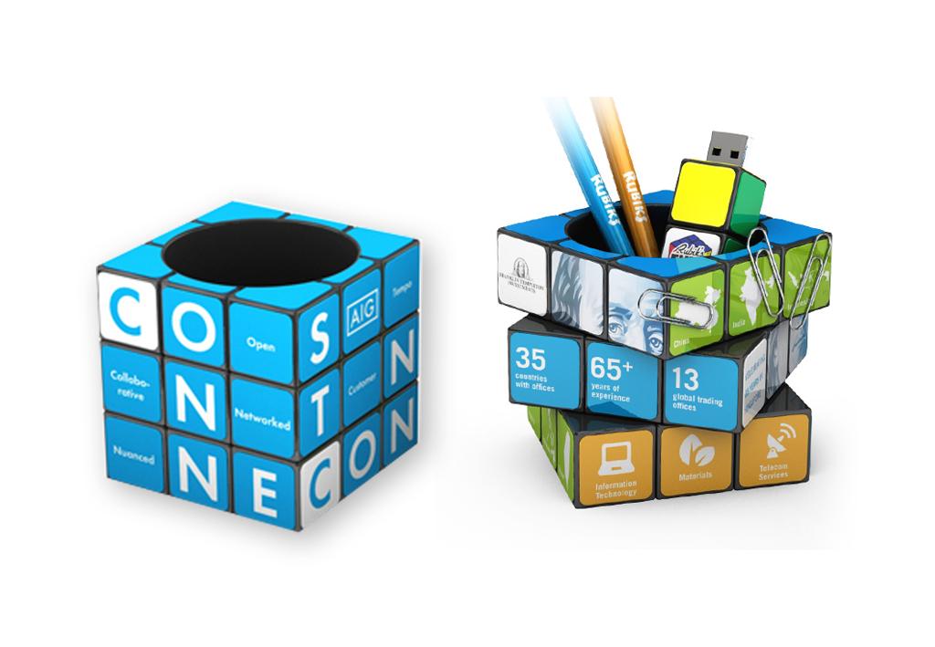 Branded Rubiks Cubes - PenPot