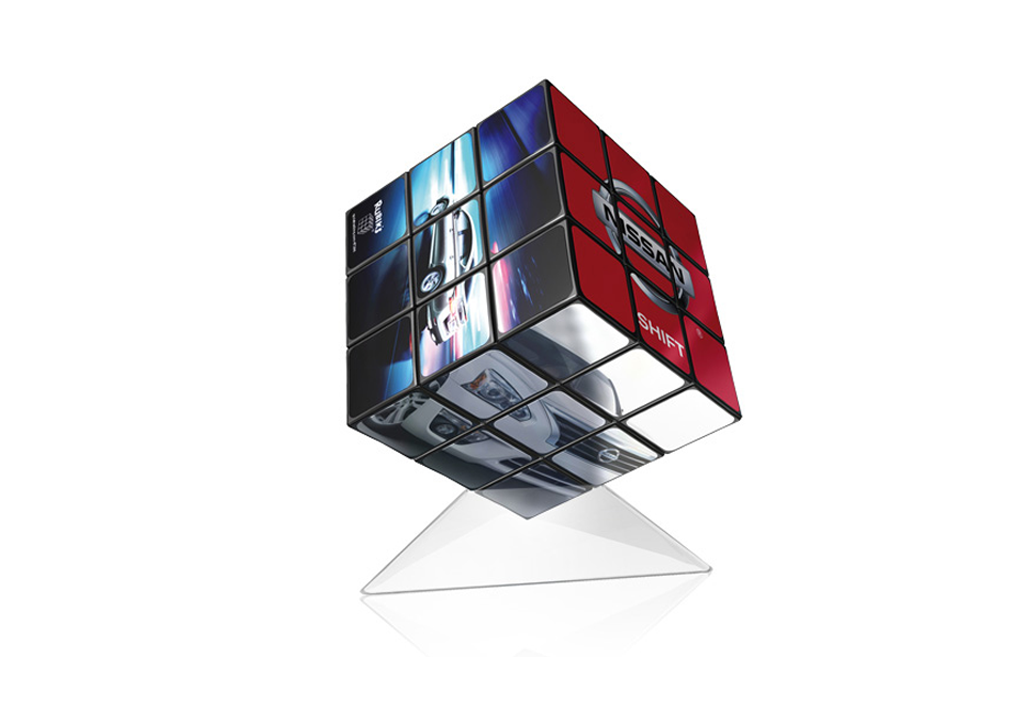 Branded Rubiks Cubes - Rubik3x3