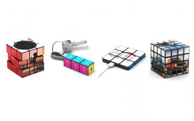 Branded Rubiks Cube NZ