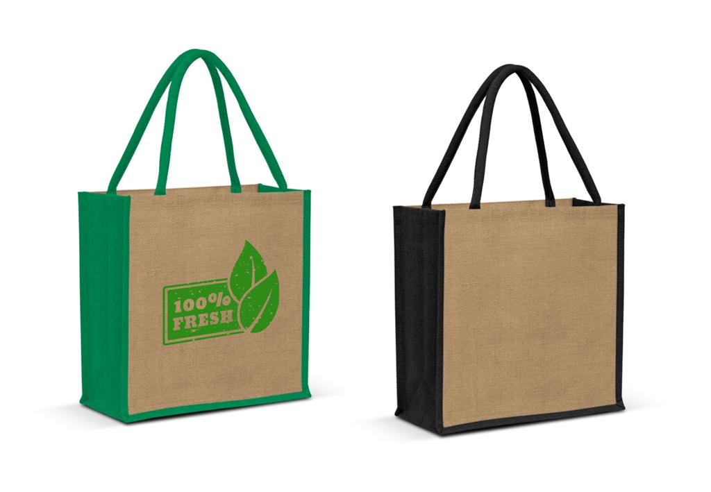 Branded Tote Bags - JuteToteBag--