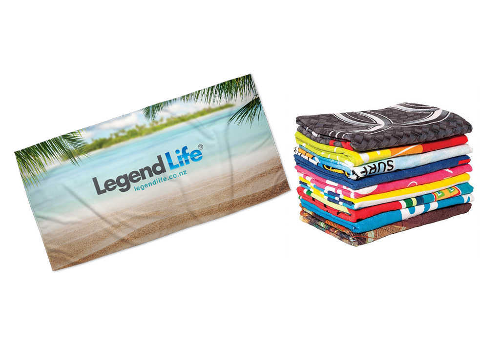 Branded Towels - CustomSublimation