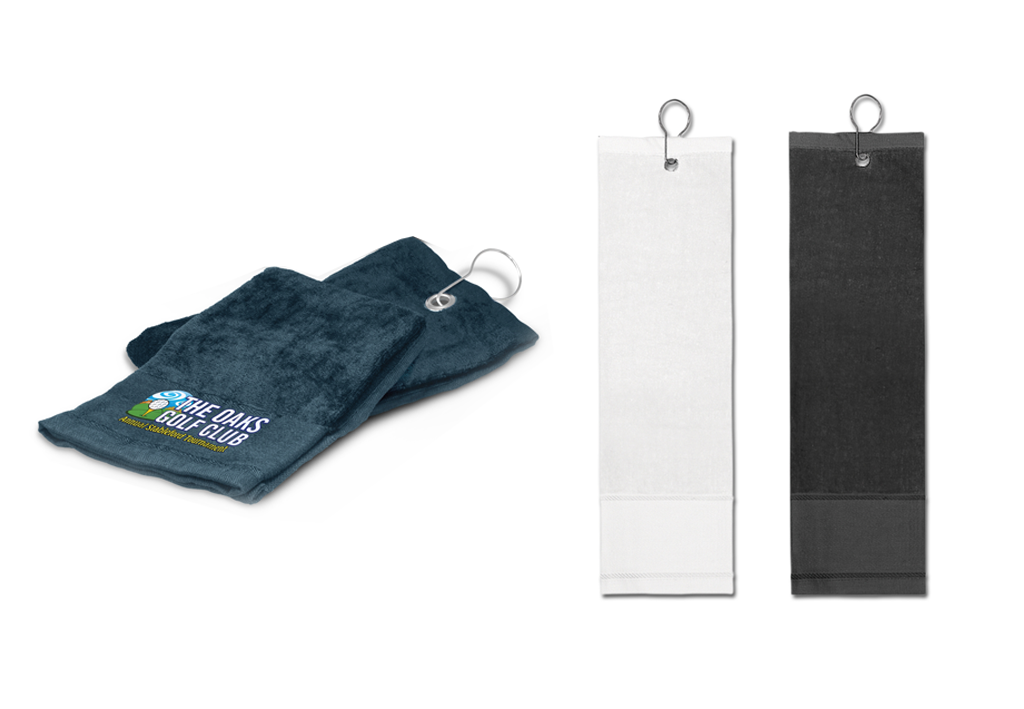 Branded Towels - Golf