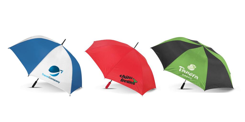 Branded Umbrellas