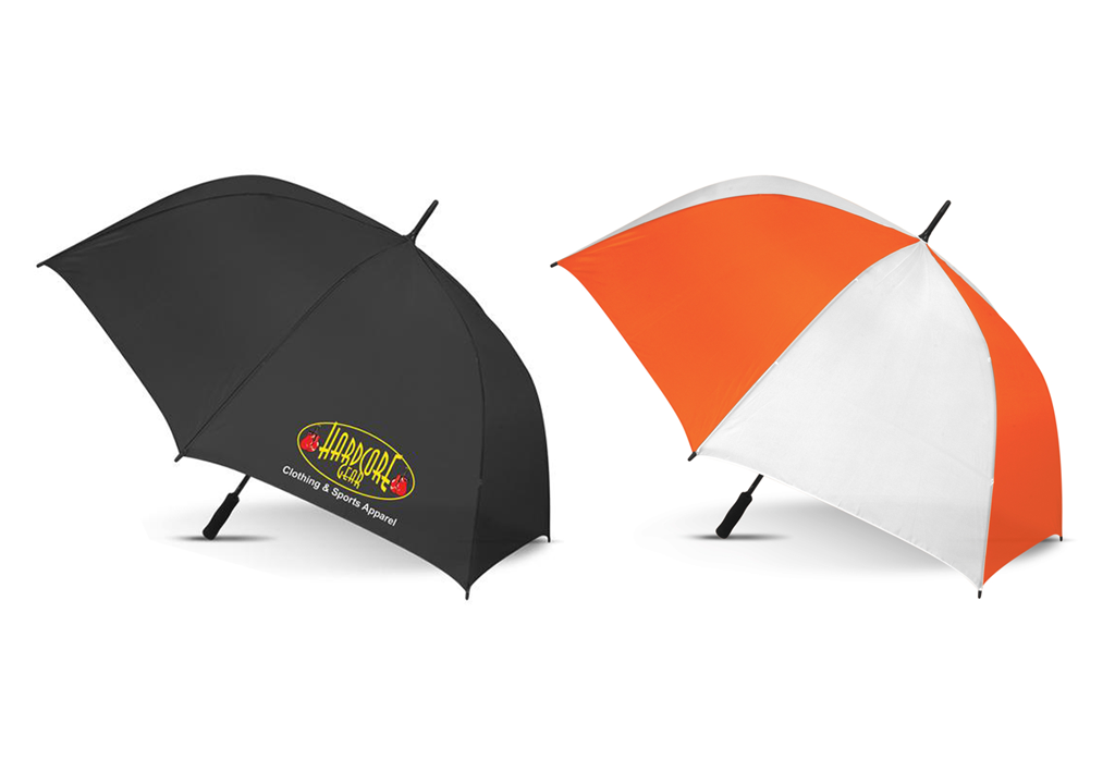 Branded Umbrellas - HurricaneSport