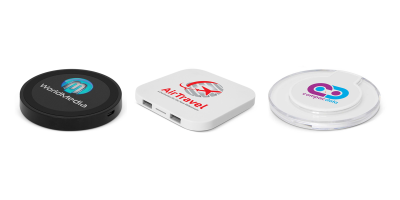 Branded Wireless Chargers