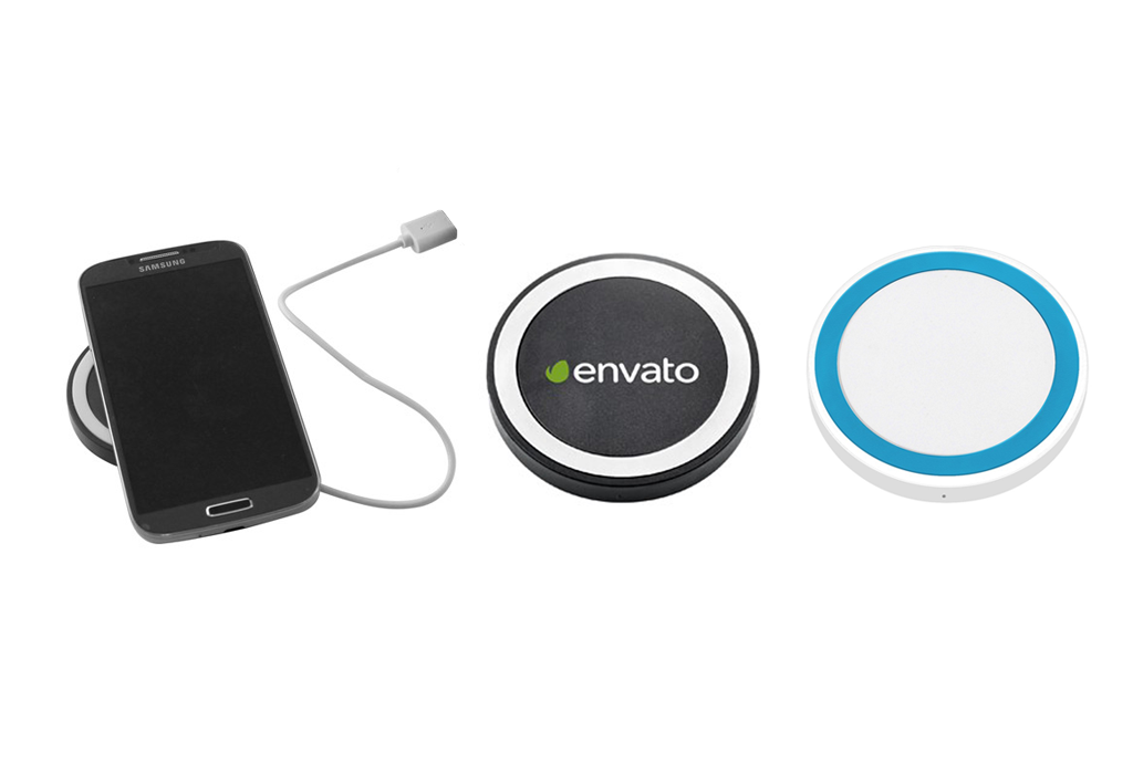 Branded Wireless Chargers-Lightweight