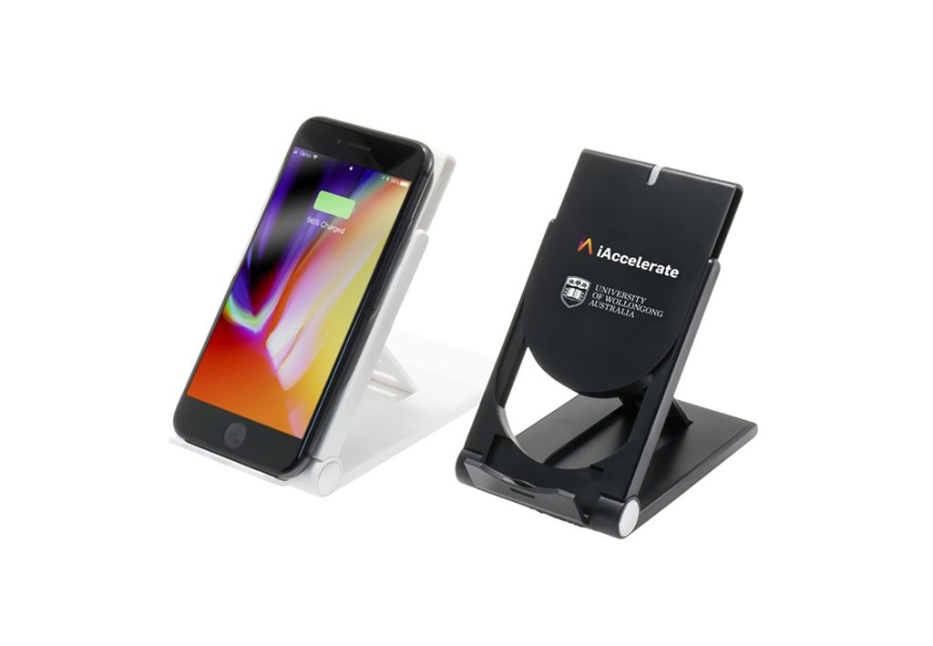 Branded Wireless Chargers - PhoneStand