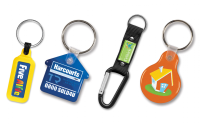 Branded keyrings NZ