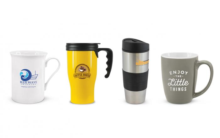 Branded mugs NZ