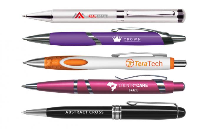 Branded pens NZ