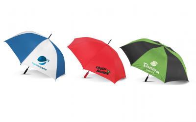 Branded umbrellas NZ
