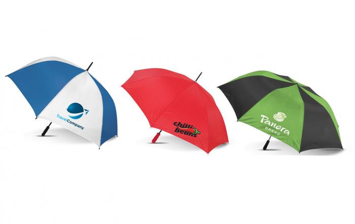 Branded umbrellas NZ