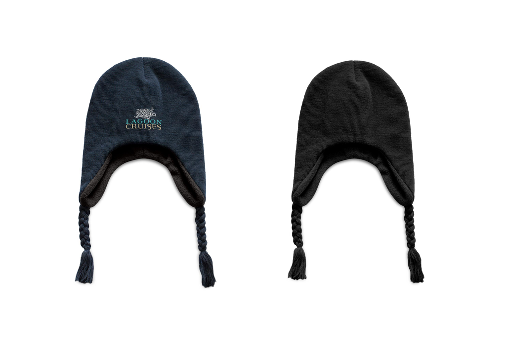 Branded Beanie-AndeanChullo