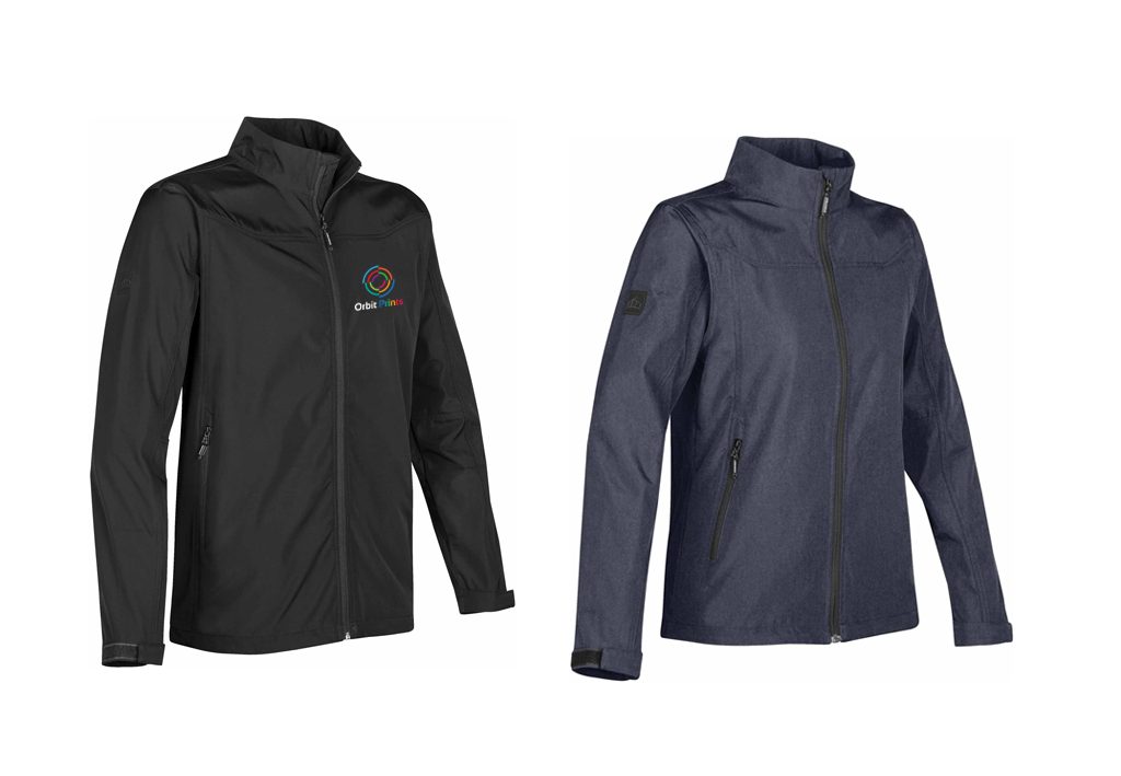 Branded Stormtech Winter Jackets - ShowerproofSoftshell