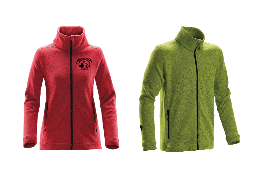 Branded Stormtech Winter Jackets - SweaterFleece