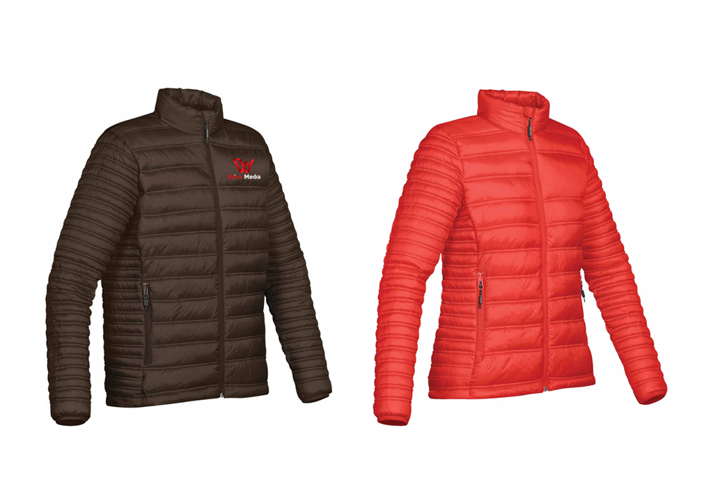 Branded Stormtech Winter Jackets -Thermal