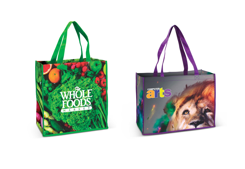 Best Branded Reusable Shopping Bags - Cotton