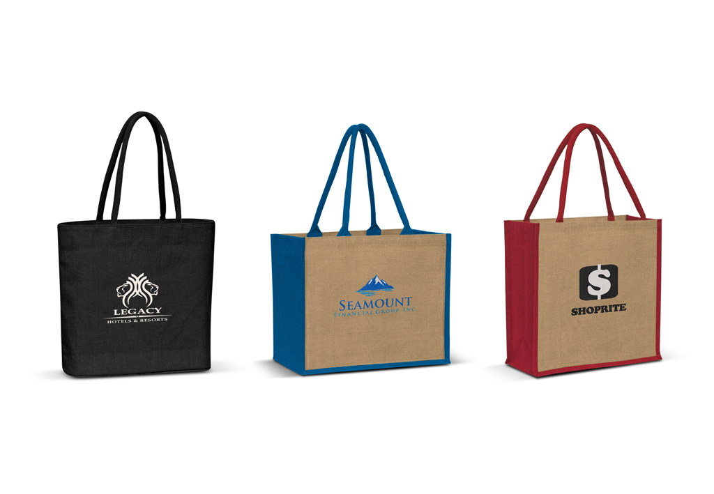 Best Branded Reusable Shopping Bags - Jute