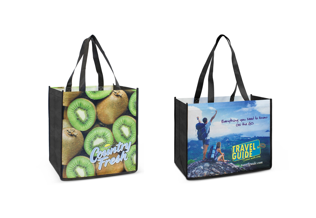 Best Branded Reusable Shopping Bags - PET