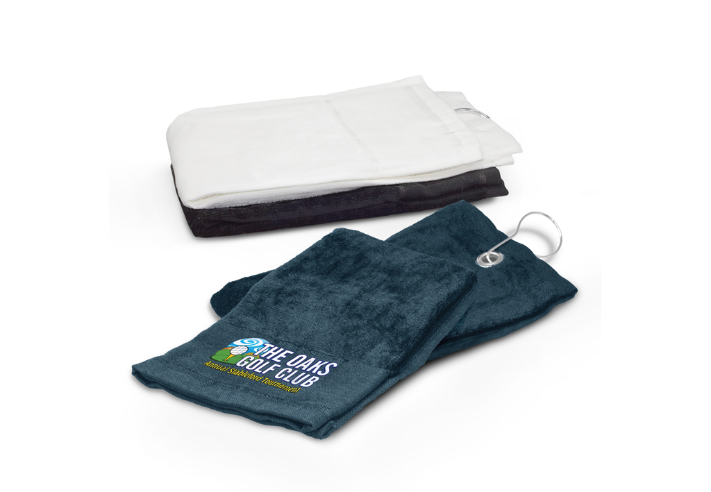Branded Golf Day Gift Ideas - Golf-Towels