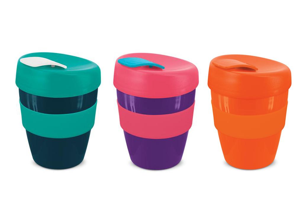 Branded Reusable Cups - Deluxe