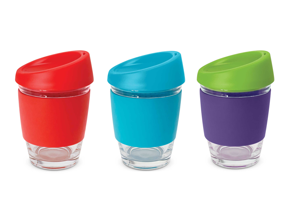 Branded Reusable Cups - Metro